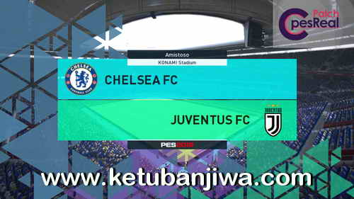 Download PES2018 C-PesReal Patch Included DLC 1.0 For XBOX 360 Preview 1 Ketuban Jiwa