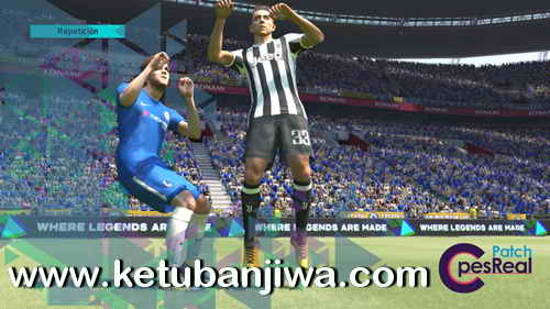 Download PES2018 C-PesReal Patch Included DLC 1.0 For XBOX 360 Preview 2 Ketuban Jiwa
