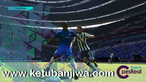 Download PES2018 C-PesReal Patch Included DLC 1.0 For XBOX 360 Preview 3 Ketuban Jiwa