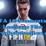 FIFA 18 Language Pack Commentary Files