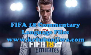FIFA 18 XBOX360 Language Pack Commentary Files