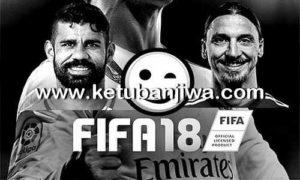 FIFA 18 Squad Update Database 12/10/2017
