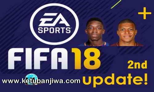 FIFA 18 Squad Update Database v1 + v2 For PC by IMS Ketuban Jiwa