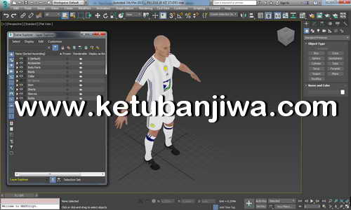 PES 2018 3D Kits Studio by Simonetos The Greek Ketuban Jiwa