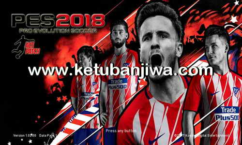 PES 2018 PS3 ACE Patch 2.0 AIO Single Link