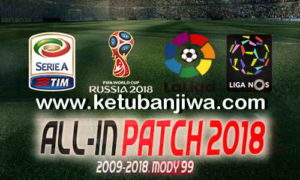 PES 2018 All-In Patch v2 For PC by Mody 99 Ketuban Jiwa