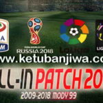 PES 2018 All-In Patch v3 by Mody 99