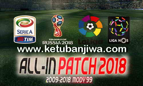 PES 2018 All-In Patch v2 Update 09 October 2017 For PC by Mody 99