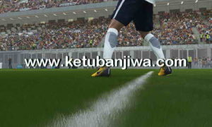 PES 2018 HD 3D Grass Mod by DrDoooMuk