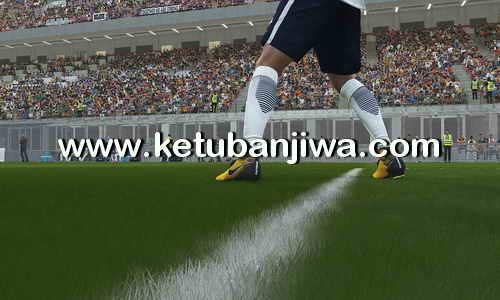 PES 2018 HD 3D Grass Mod by DrDoooMuk Ketuban Jiwa