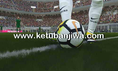 PES 2018 HD 3D Grass Mod v2 by DrDoooMuk Ketuban Jiwa