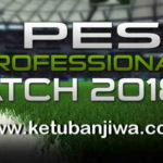PES 2018 PES Professionals Patch v1 Single Link