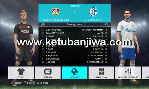 PES 2018 PS3 BLES - BLUS Next Level Patch 1.2 AIO + DLC 1.0 Single Link Ketuban Jiwa