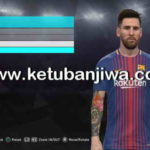 PES 2018 PS3 Tattoos Pack