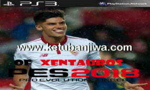 PES 2018 PS3 OFW Xentauros Option File 1.1 AIO