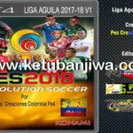 PES 2018 PS4 Liga Aguila v1 Option File