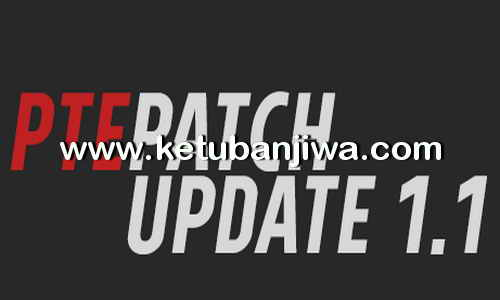 PES 2018 PTE Patch 1.1 Update Fix Ketuban Jiwa