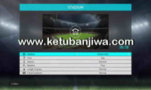 PES 2018 Stadium Unlocked by Sofyan Andri