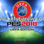 PES 2018 UEFA Edition Patch 1.0