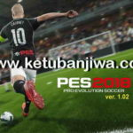 PES 2018 + WE2018 PS3 PSN Style 1.02