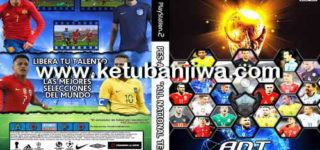 PESWorldEdition PS2 ANT 2017 All National Team Beta Ketuban Jiwa