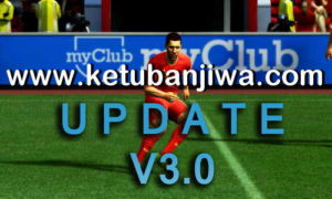 PES 2013 R-Patch 3.0 Update Season 2017-2018