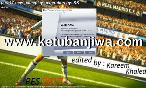 PES 2017 New Game Play Generation by Kareem Khaled Ketuban Jiwa