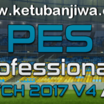 PES 2017 PES Professionals Patch v4 AIO Single Link