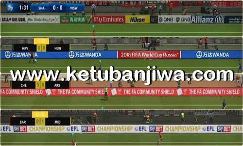 PES 2018 Adboard Pack For PC by EvoWeb Community Ketuban Jiwa