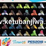 PES 2018 Bootpack v2 by Tisera09