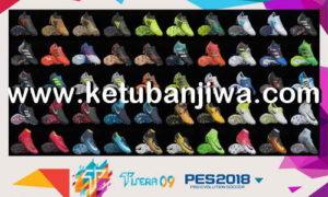 PES 2018 Boots Pack v2 For PC by Tisera09 Ketuban Jiwa