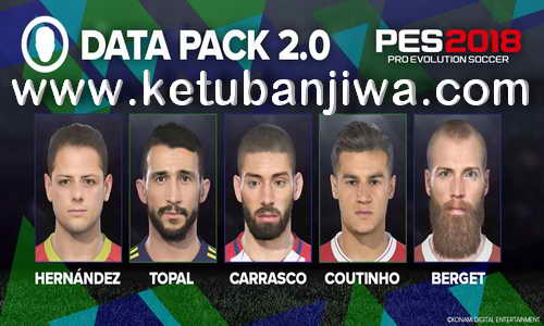 PES 2018 DLC 2.0 PC Single Link Ketuban Jiwa