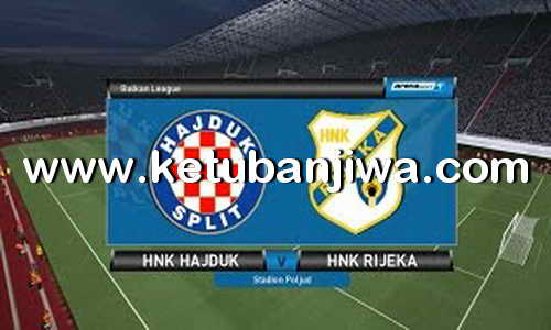 PES 2018 HNL Patch Croatian First Football League For PC Single Link Ketuban Jiwa