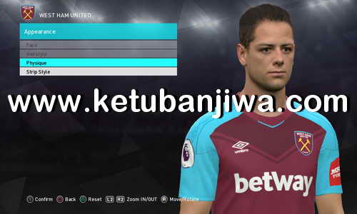 PES 2018 Next Level Patch v2.1 Fix Update For PS3 CFW BLES + BLUS Ketuban Jiwa