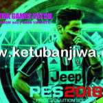 PES 2018 PS3 CFW Patch Gojek Traveloka Liga 1