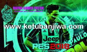 PES 2018 PS3 CFW BLES - BLUS Patch Gojek Traveloka Liga 1 by Rafha Games Patch Ketuban Jiwa