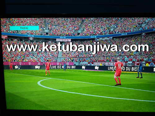 PES 2018 PS3 CFW - OFW BLES - BLUS Patch by Me v1 For by Aryo Zega Ketuban Jiwa SS1