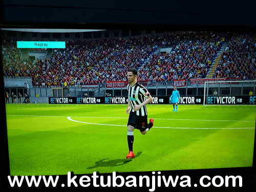 PES 2018 PS3 CFW - OFW BLES - BLUS Patch by Me v1 For by Aryo Zega Ketuban Jiwa SS3