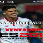 PES 2018 PS3 OFW Xentauros Option File 1.2 AIO