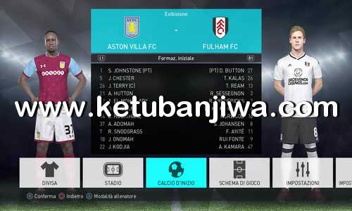 PES 2018 PS4 PESFan Option File v8 AIO Ketuban Jiwa