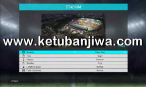 PES 2018 Stadium Unlocked v2 by Sofyan Andri