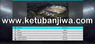 PES 2018 Stadium Unlocked v2 For PC by Sofyan Andri Ketuban Jiwa