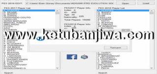 PES Stats Converter Tool v2.0 by Devil Cold52 Ketuban Jiwa