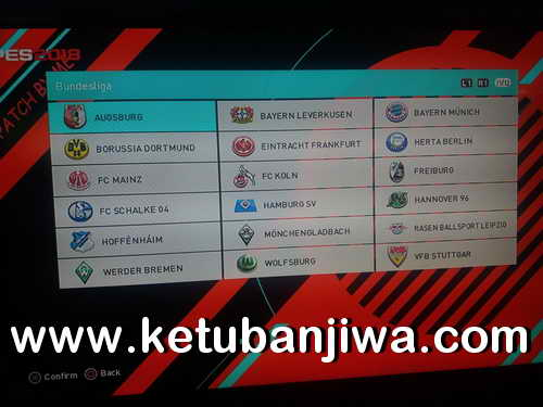 Download PES 2018 Monster Patch Day One Edition For PS3 CFW OFW BLES + BLUS Ketuban Jiwa SS1