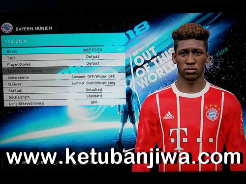 Download PES 2018 Monster Patch Day One Edition For PS3 CFW OFW BLES + BLUS Ketuban Jiwa SS2
