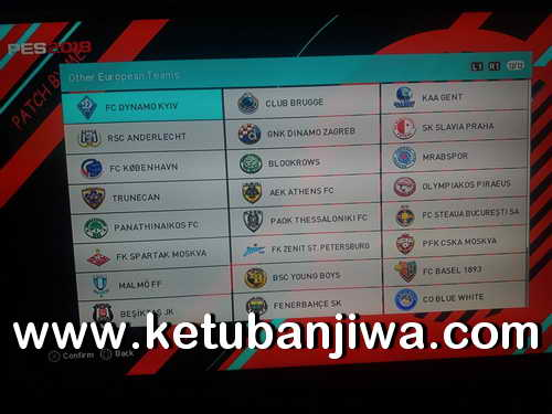 Download PES 2018 Monster Patch Day One Edition For PS3 CFW OFW BLES + BLUS Ketuban Jiwa SS3
