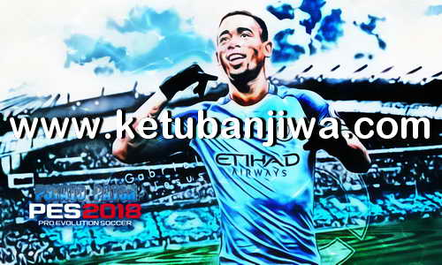PES 2018 PS3 CFW BLES + BLUS Potato Patch 2.2 Update Ketuban Jiwa