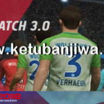 PES 2018 PTE Patch 3.0 AIO Single Link