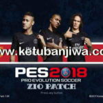 PES 2018 PS3 CFW ZiO Patch 2.0 + 2.1 Liga Gojek Traveloka