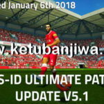PES 2013 PES-ID Ultimate Patch 5.1 Update